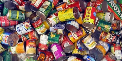 Free Canned Food Drive Class