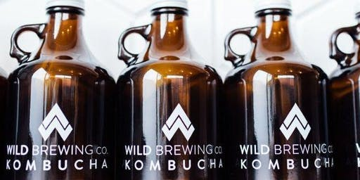 What the F#%& is Kombucha?: A Session on Gut Health and How to Make Booch
