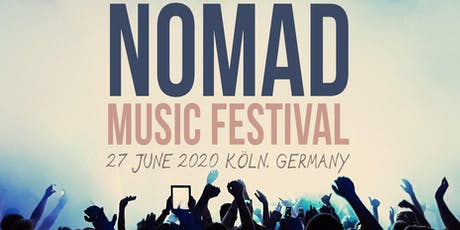 Nomad Music Festival 2020 Tickets