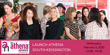 Launch of Athena Central London's new South-Kensington group tickets