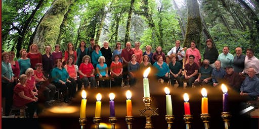 Nigunim Chorus Hanukah Concert