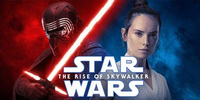 Premiär- Star Wars: The Rise of Skywalker