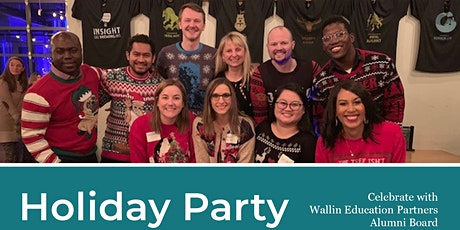 Wallin EP 2nd Annual Holiday Gathering tickets