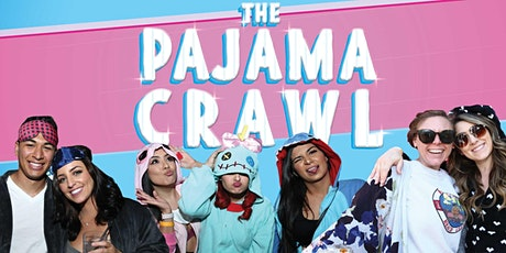 The Pajama Crawl - Chicago's Favorite Winter Bar Crawl tickets