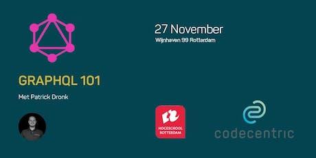 GraphQL 101 (Rotterdam) tickets