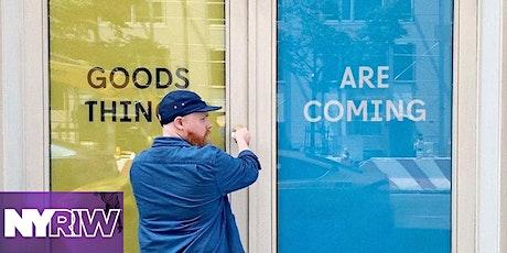 NYRIW x Neighborhood Goods: Future of Retail Tour tickets