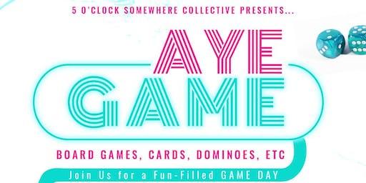 AYE Game