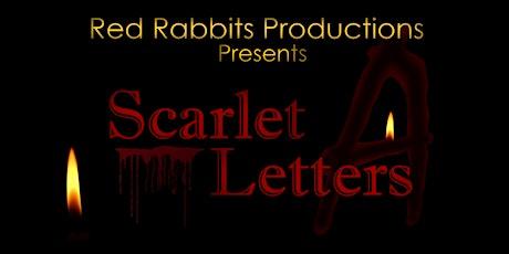 Scarlet Letters Larp tickets