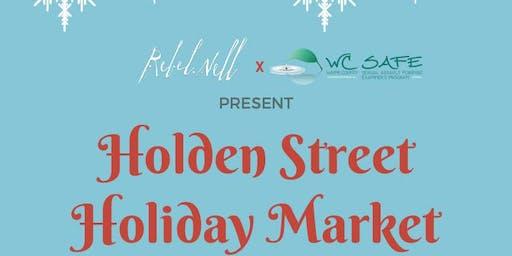Holden Street Holiday Market