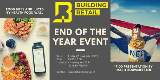 Building Retail | End of the year event