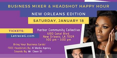 Business Mixer: NOLA Edition tickets