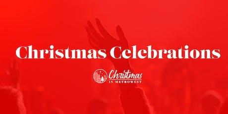Wellesley Christmas Eve Celebration tickets