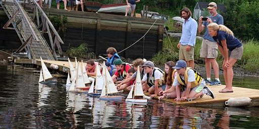 Build Your Own Pond Yacht!