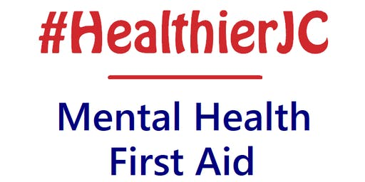 #HealthierJC Mental Health First Aid training @ Christ the King Church