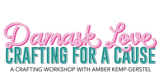 Crafting For a Cause: A DIY workshop with Damask Love