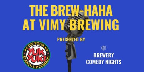 Yuk Yuk's Presents GRAHAM KAY (JFL, Steven Colbert) @ Vimy Brewing Company tickets