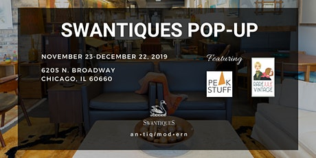 Swantiques Winter Pop-Up tickets