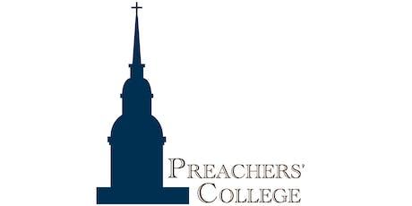 Preachers' College July 15-17, 2020 tickets