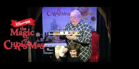 The Illusioneer Presents:  The Magic of Christmas tickets