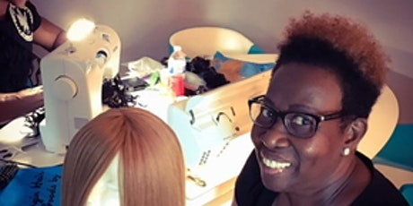 Jacksonville, Fl | 27 Piece or Enclosed Wig Making Class w Sewing Machine tickets