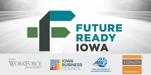 Future Ready Iowa - Employer Summit - Dubuque