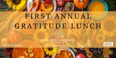 Gratitude Lunch