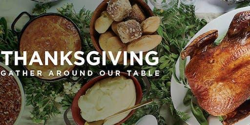 Warring Family Thanksgiving Dinner 2019