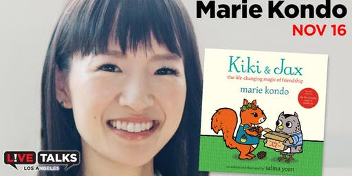 An Afternoon with Marie Kondo