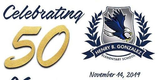 Celebrating 50 Years of Henry B. Gonzalez Elementary