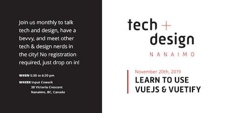 Nanaimo Tech & Design Meetup tickets