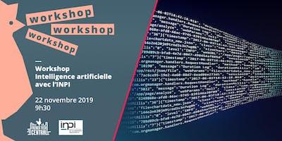 Workshop Intelligence Artificielle @INPI