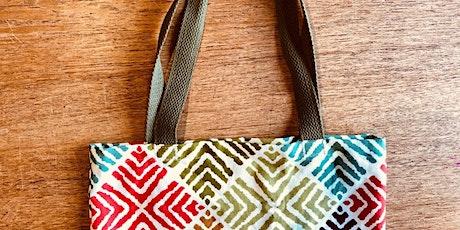 Sewing Basics: Tote Bag tickets