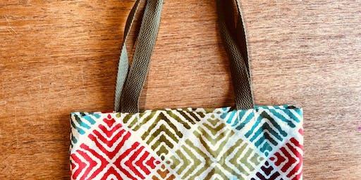 Sewing Basics: Tote Bag