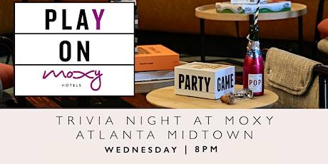 Moxy Midtown Weekly Trivia Night tickets