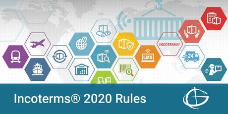 Incoterms® 2020 Rules Seminar in Anaheim tickets