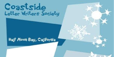 Coastside Letter Writers Society December Meeting