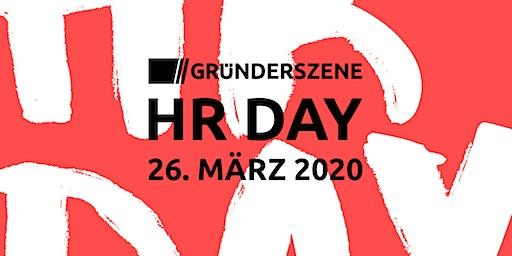 Gründerszene HR Day - 26.03.2020 - Berlin