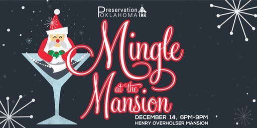 2019 Mingle at the Mansion