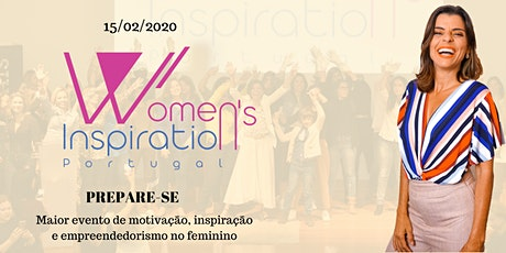 Women's Inspiration  Portugal 2020 bilhetes