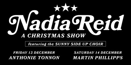 Nadia Reid Christmas Show 2019 - Night 2 tickets