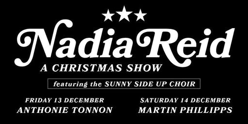 Nadia Reid Christmas Show 2019 - Night 2