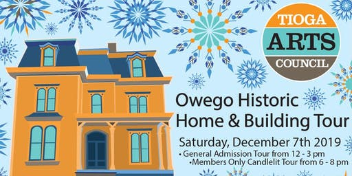 Owego Home & Building Tour Fundraiser