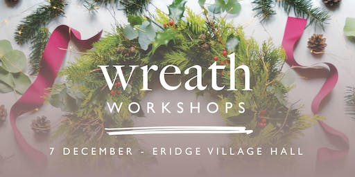 Wreath Workshop - Saturday 7 December - 5PM