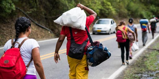 Venezuelan Caminantes: A Nation's Quest for Survival