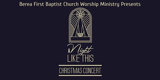 """A Night Like This"" Christmas Concert"
