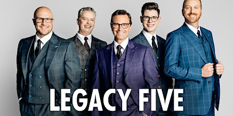 Legacy Five tickets