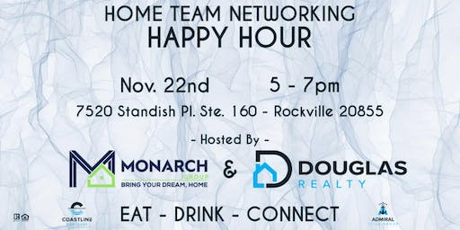 Home Team Networking Happy Hour