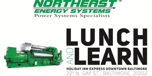 Lunch & Learn with Northeast Energy Systems