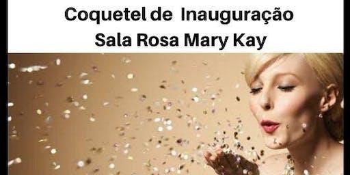Inauguração Sala Rosa Mary Kay