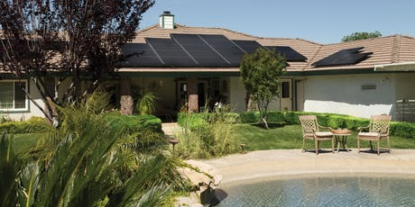 Solar + Battery Storage - Basic Info for Homeowners tickets